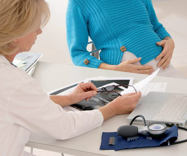 Беременность обследование