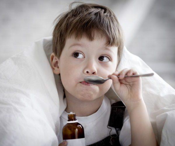 Ребенок лечение