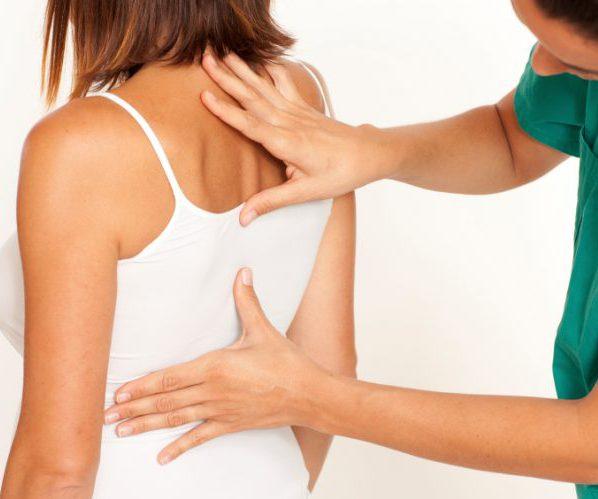 Ортопед спина