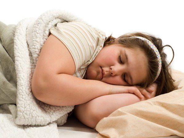 Сон лишний вес