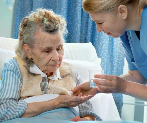 Пожилой таблетки