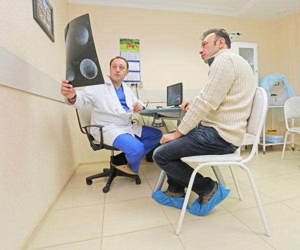 Простата врач