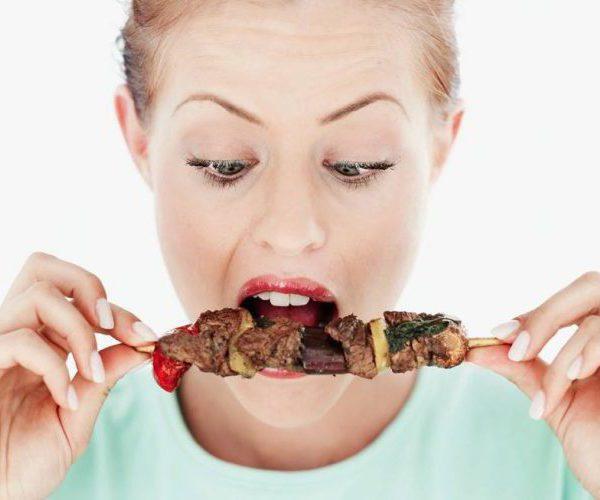 Женщина есть мясо