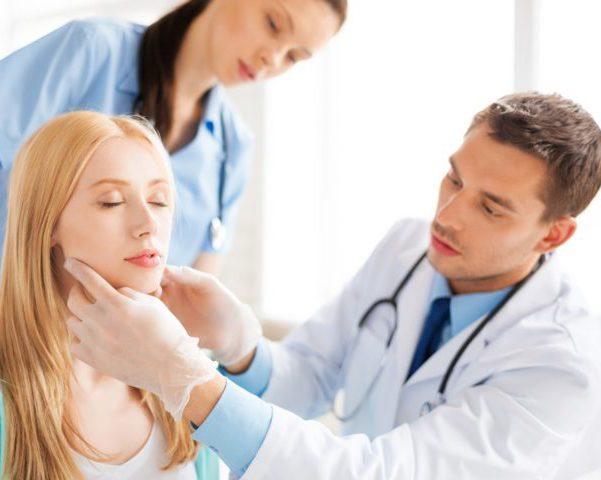 Щитовидная железа врач