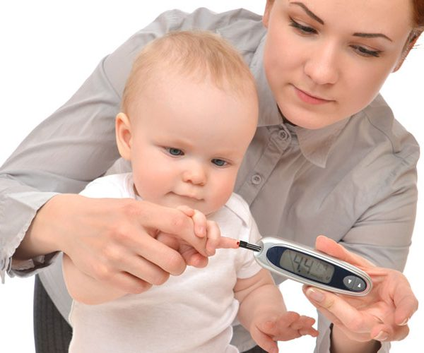 Ребенок диабет