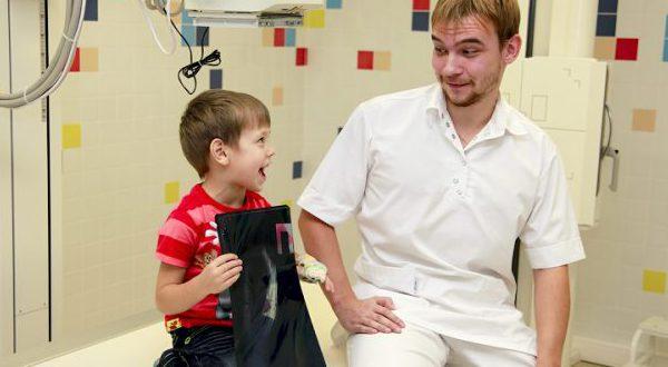 Рентген почки ребенок
