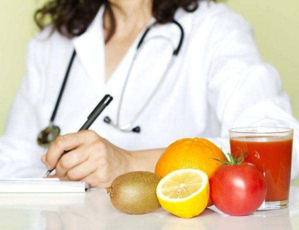 У диетолога