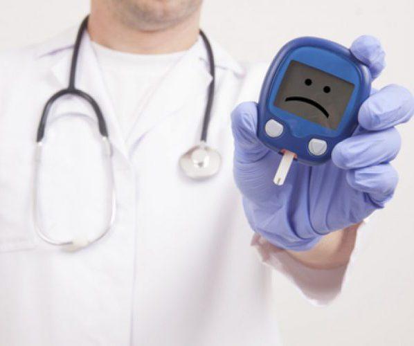 Сахарный диабет почки
