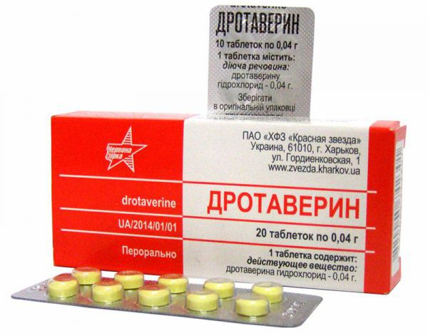 Таблетки при болях в почках